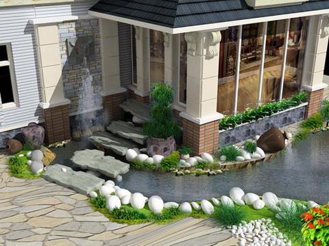 Thiết kế biệt thự 1 tầng đẹp với không gian sống thỏa mái và tiện nghi