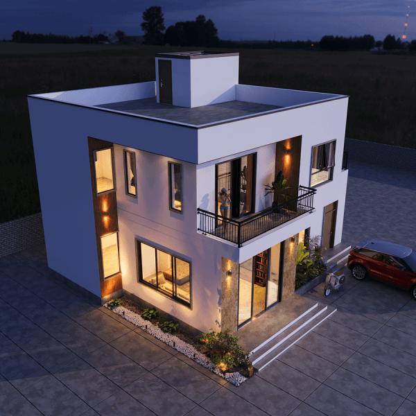 Rất nhiều lý do khiến biệt thự mini luôn là loại hình nhà ở Hot nhất