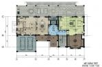 Thiết kế biệt thự nhà vườn 500m2 mang phong cách hiện đại