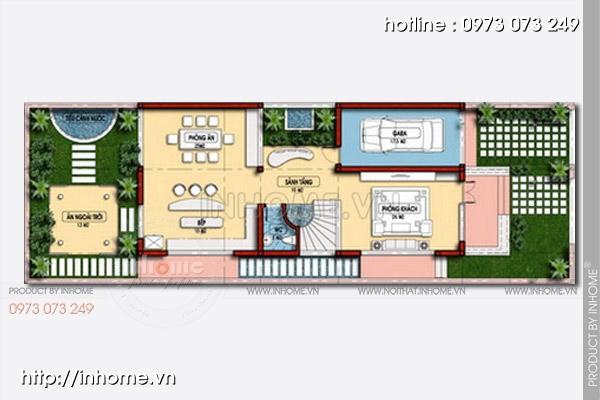 Thiết kế nhà vườn Hải Phòng