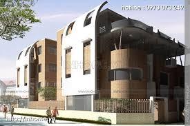 Thiết kế nhà lô phố An Hưng