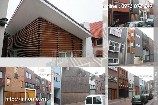 Thiết kế nhà lô phố Khương Đình