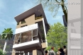 Thiết kế biệt thự phố 2 tầng khẳng định phong cách sang trọng