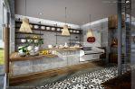 Thiết kế nhà hàng Minh Chay