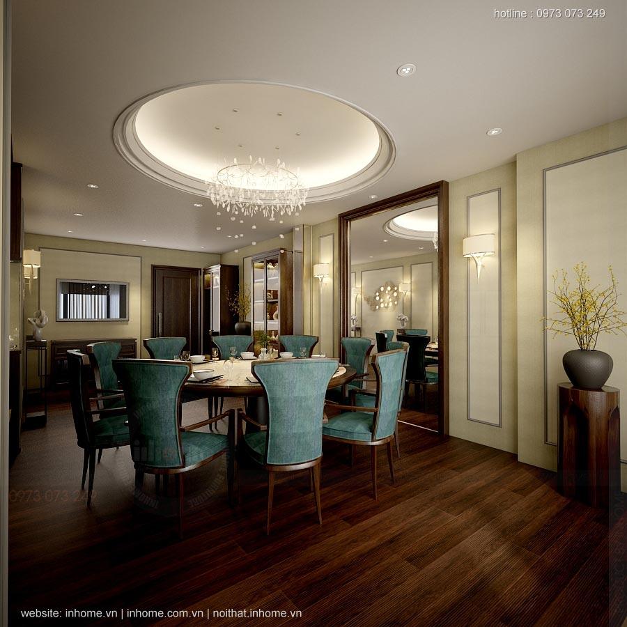 Xu hướng thiết kế nội thất nhà hàng năm 2017