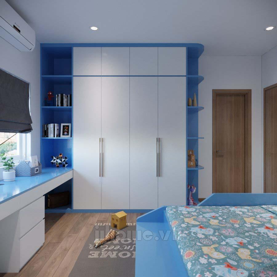 thiết kế nội thất nhà ở Xuân Phương-Hà Nội