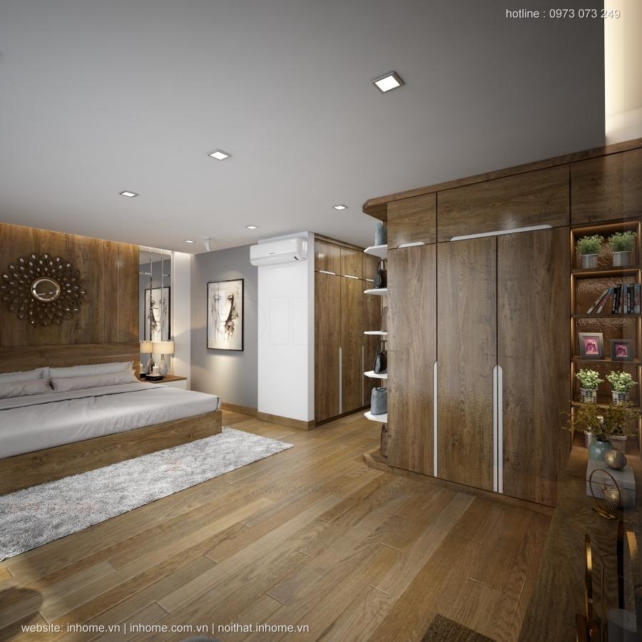 Thiết kế nội thất nhà Phạm Văn Đồng