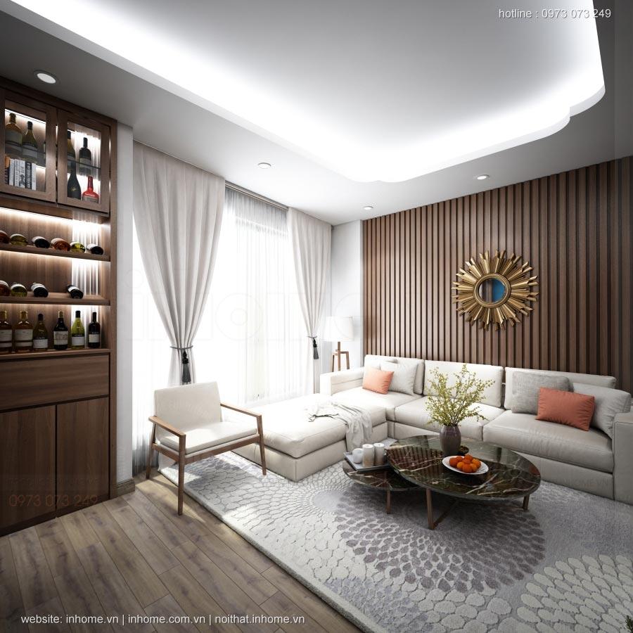 Thiết kế nhà phố Mỹ Hào-Hưng Yên