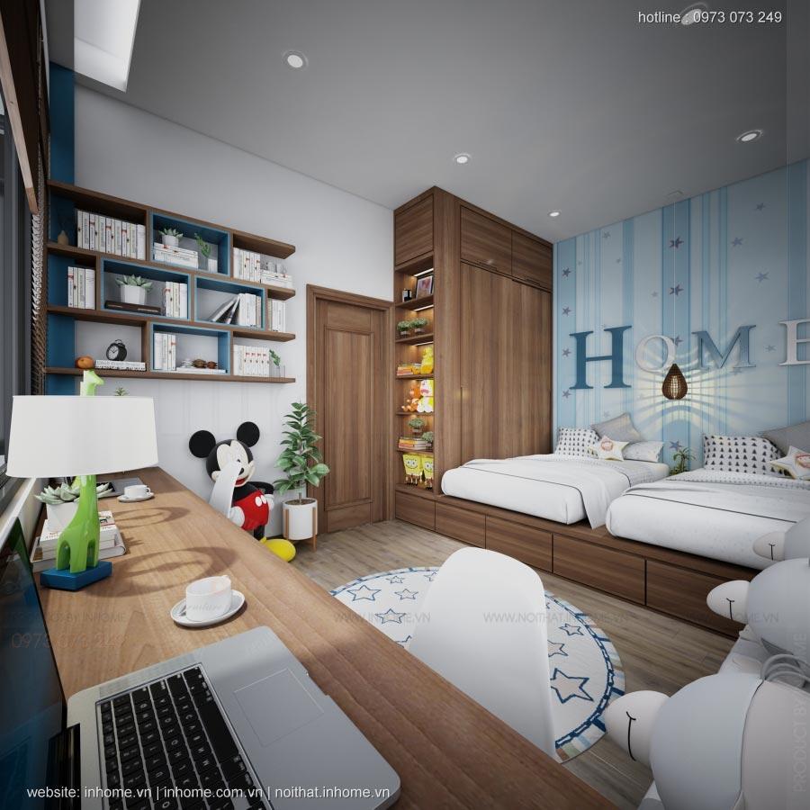 Thiết kế nội thất nhà ở Hưng Yên