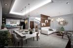 Thiết kế nội thất nhà phố Long Biên