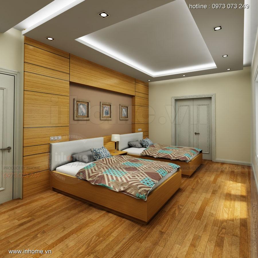 Thiết kế nội thất nhà phố Nguyễn Ngọc Nại