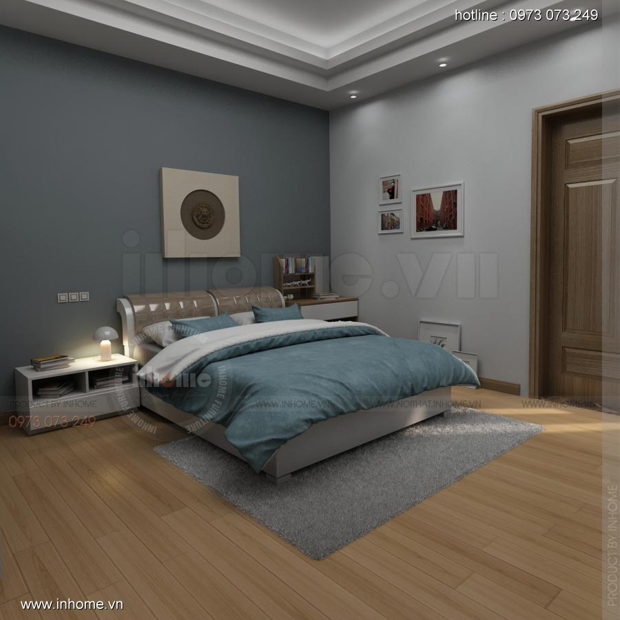 Thiết kế nội thất nhà phân lô