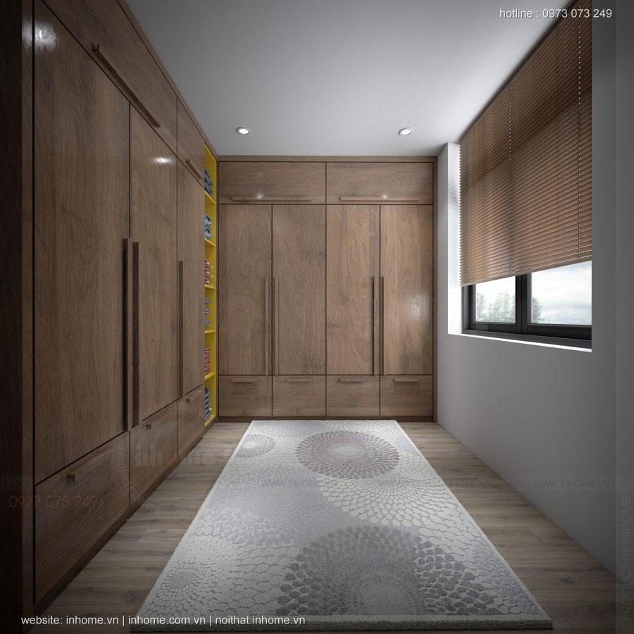 Thiết kế nội thất biệt thự Thủy Nguyên-EcoPark