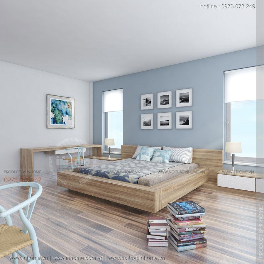 Thiết kế nội thất nhà Biệt Thự