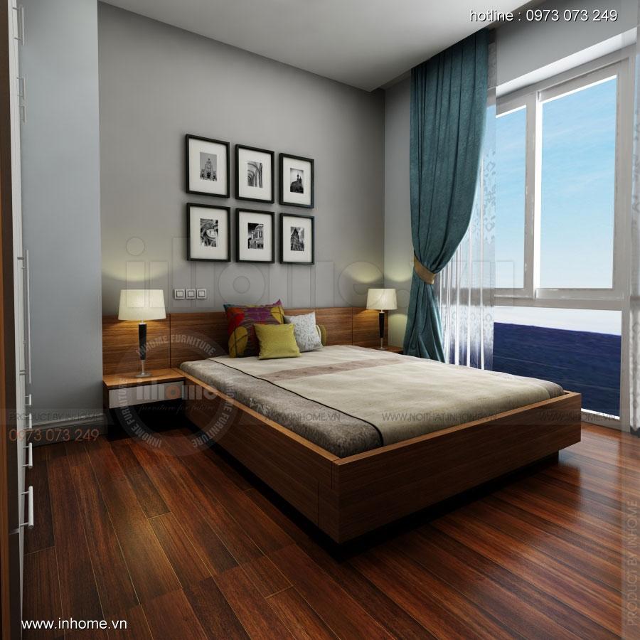 Thiết kế nội thất biệt thự TT3A Tây Nam Linh Đàm