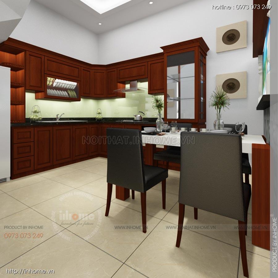 Thiết kế nội thất biệt thự Bắc Ninh