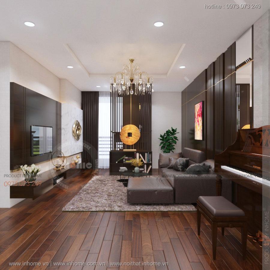 Thiết kế nội thất chung cư trọn gói 04