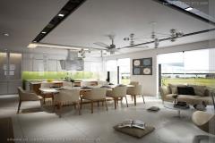 Tư vấn thiết kế nội thất chung cư chelsea park hiện đại