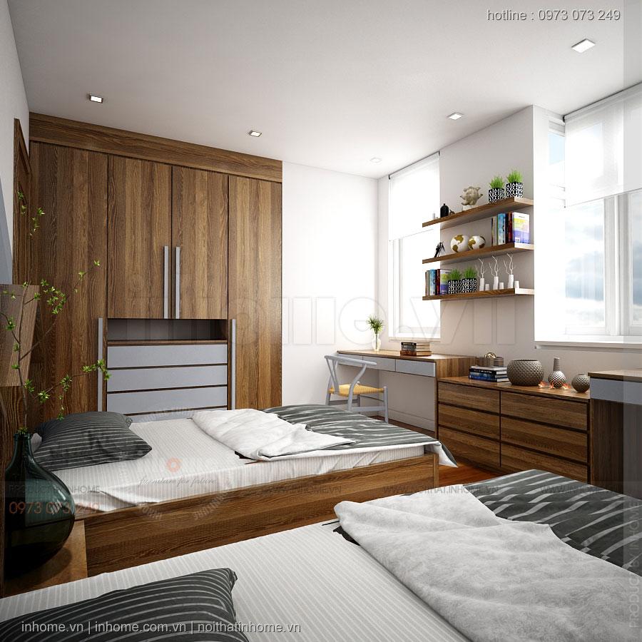 Top 10 mẫu thiết kế nội thất chung cư 90m2 hiện đại và sang trọng