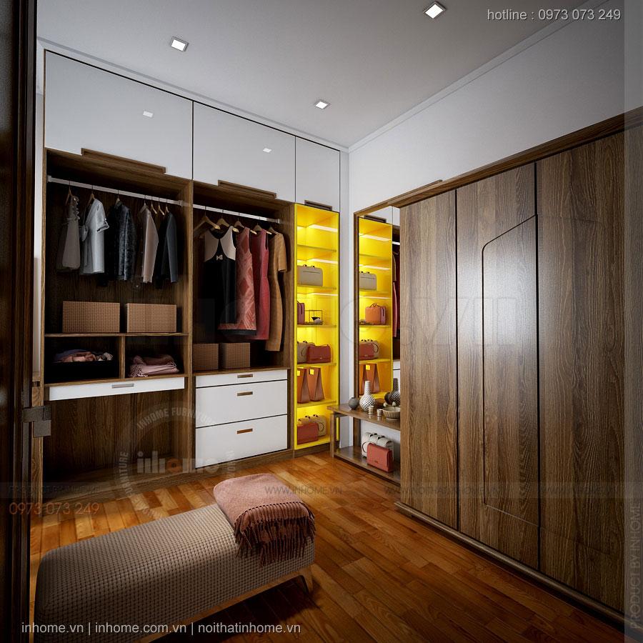 Thiết kế nội thất chung cư Đại Thanh hợp phong thủy gia chủ