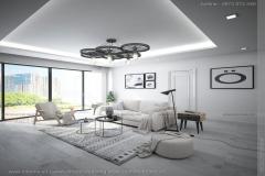 Thiết kế nội thất chung cư ecopark theo phong cách đương đại