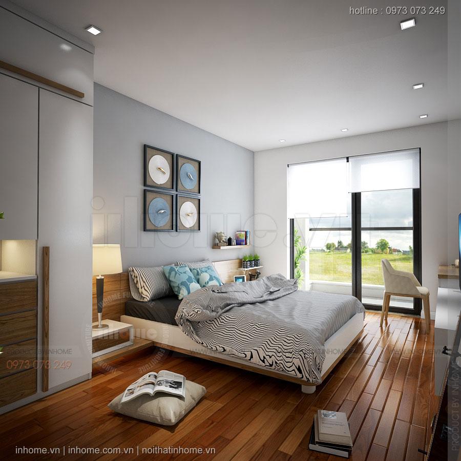 Thiết kế nội thất chung cư hapulico tinh tế và sáng tạo
