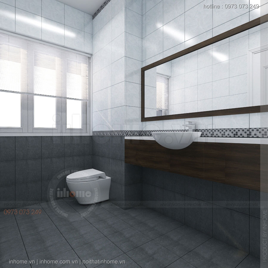 Thiết kế nội thất chung cư NewSkyline - Văn Quán