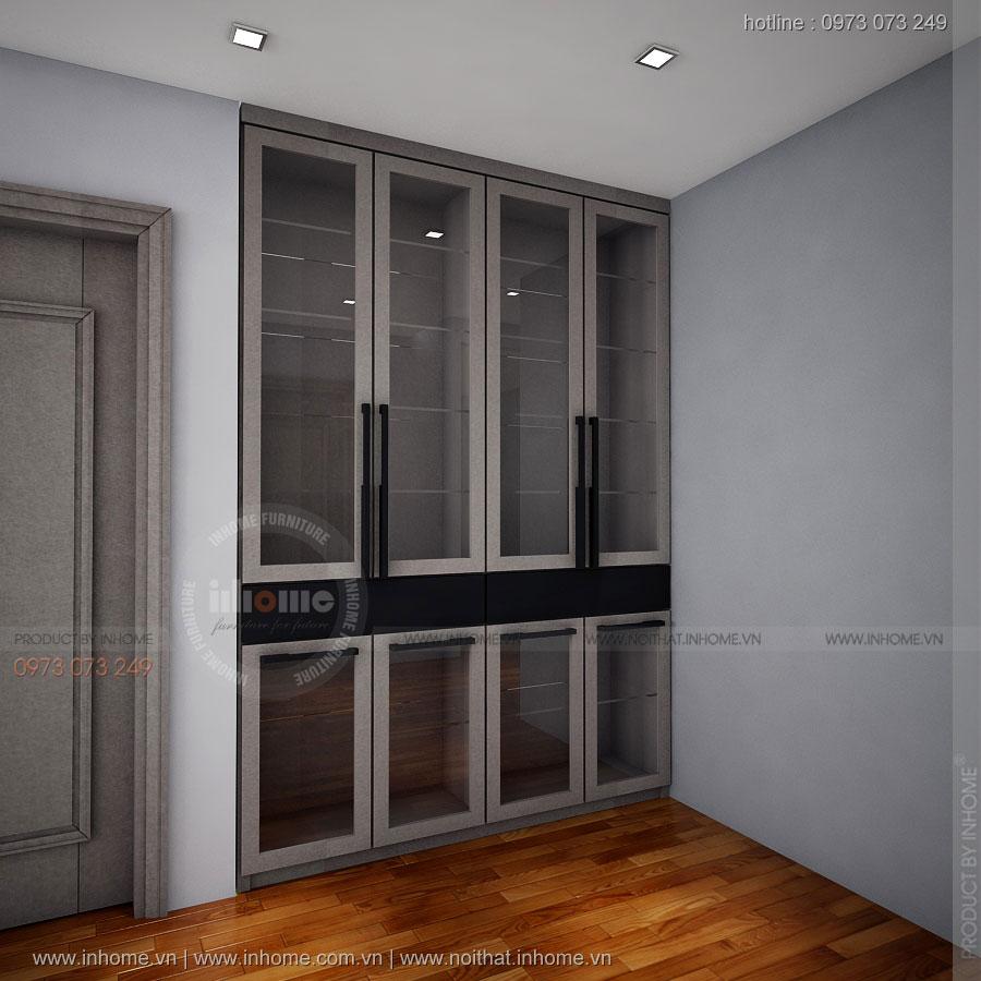 Thiết kế nội thất chung cư Đồng Phát - ParkView 07