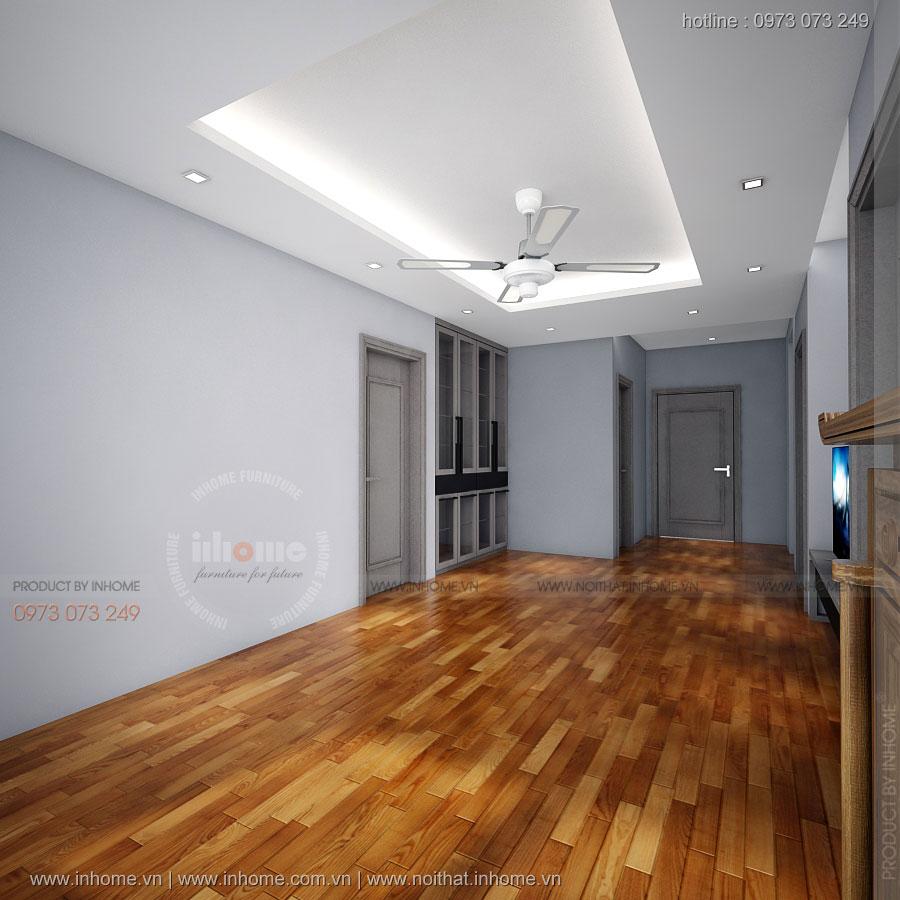 Thiết kế nội thất chung cư Đồng Phát - ParkView 06