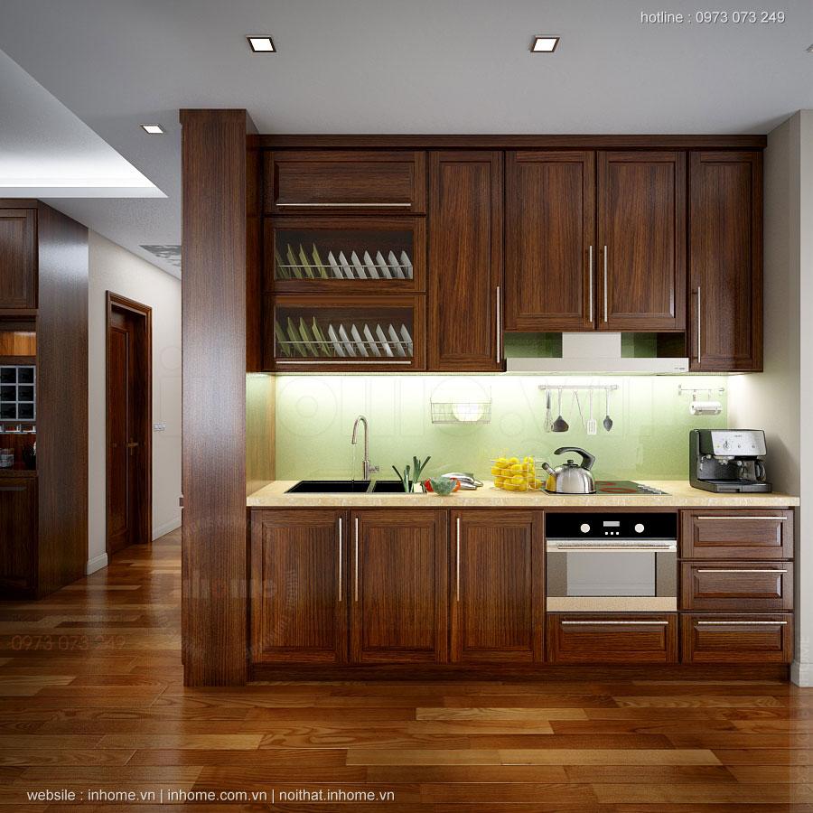 Thiết kế nội thất chung cư Phạm Văn Đồng