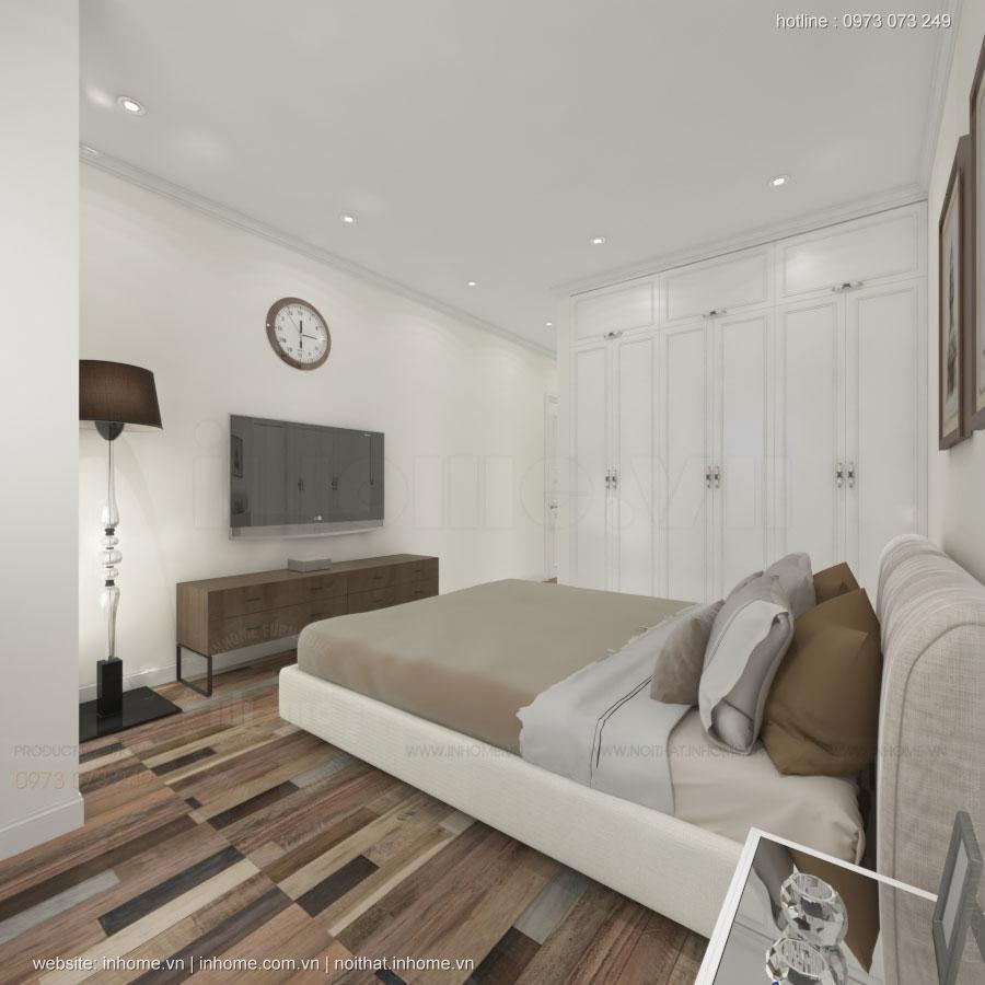 Thiết kế nội thất chung cư Vincity Sportia Tây Mỗ - Đại Mỗ