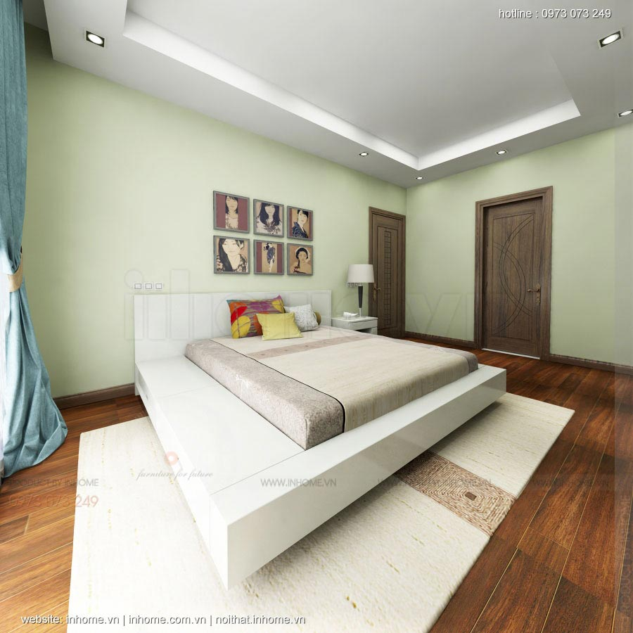 Thiết kế nội thất chung cư Royal City