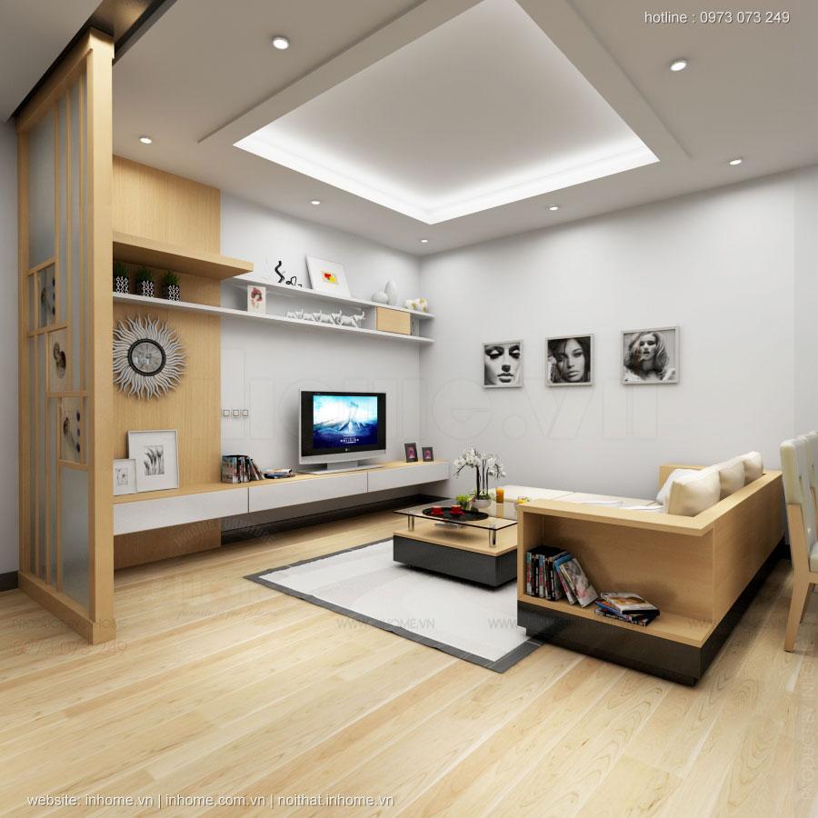 Thiết kế nội thất chung cư Skylight