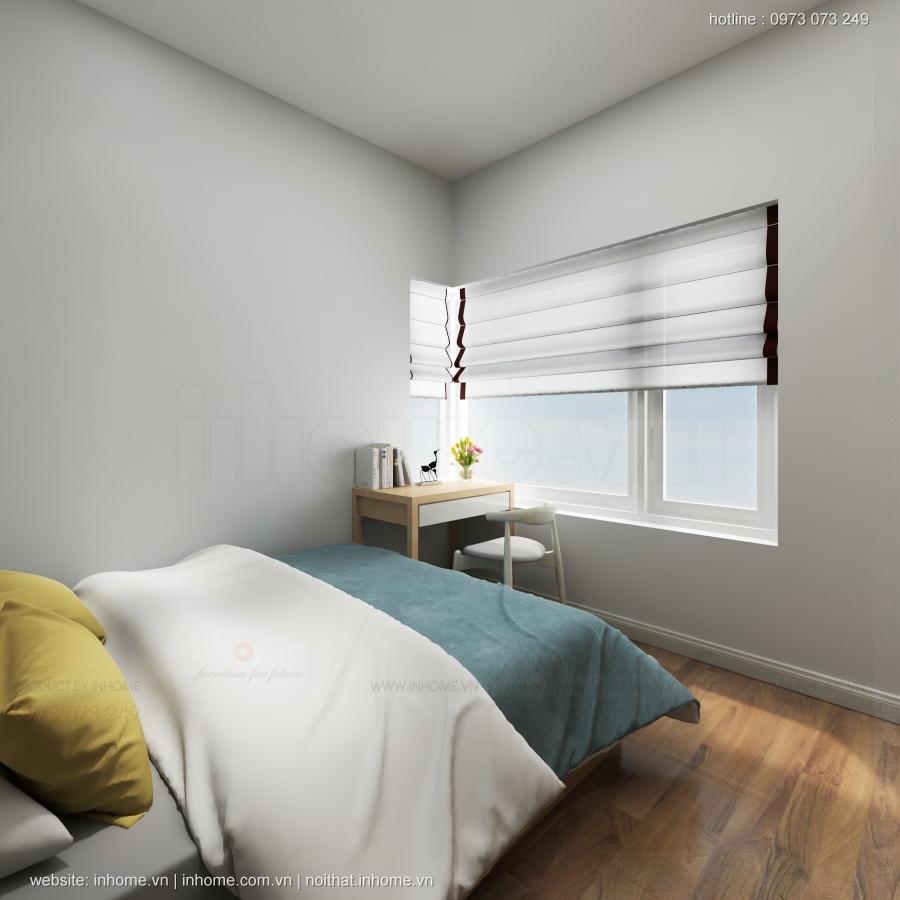 Thiết kế nội thất chung cư CT3 Mỹ Đình