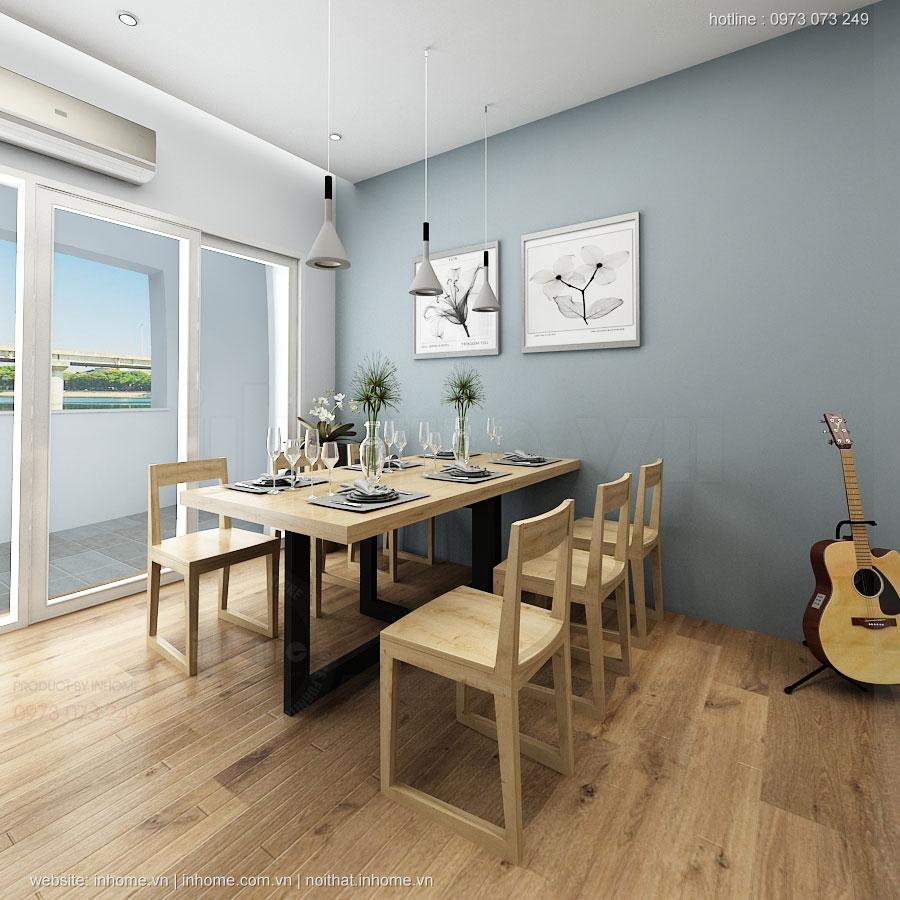 Thiết kế nội thất chung cư, Chị Hà Trường chinh