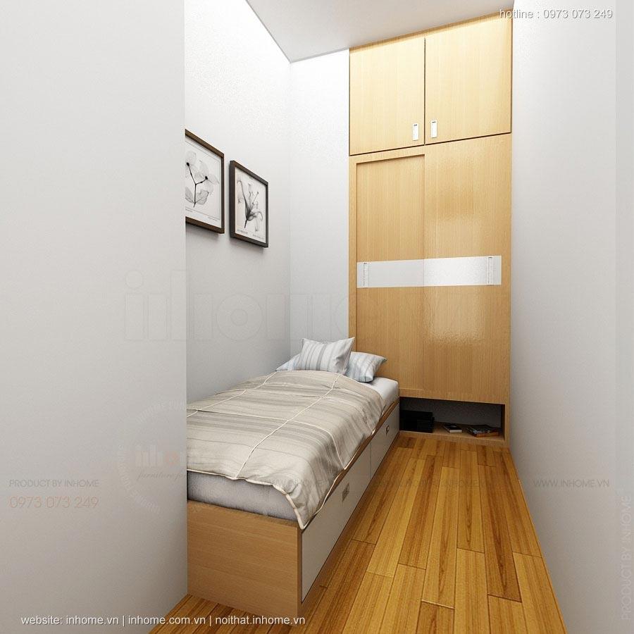 Thiết kế nội thất chung cư B3 Thăng Long