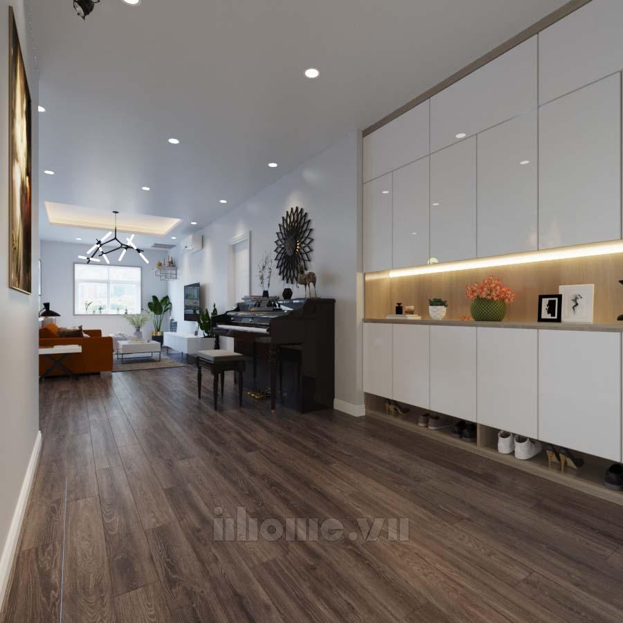 Thiết kế nội thất chung cư COMA Minh Khai