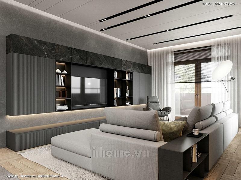 Thiết kế nội thất chung cư - công đoạn quan trọng không thể thiếu giúp bạn tạo lập không gian sống lý tưởng