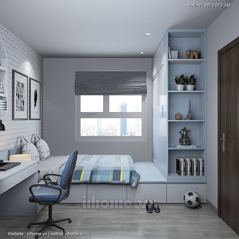 Phòng ngủ thật ấn tượng, phong cách cho bé