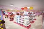 Thiết kế siêu thị-Nam Định