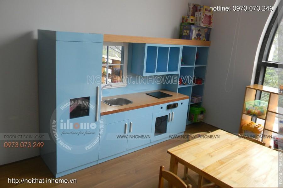 Thiết kế nội thất trường mầm non quốc tế Mỹ