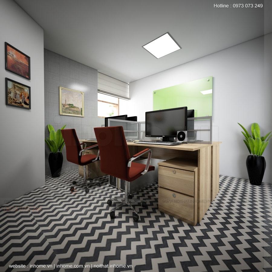 Thiết kế nội thất văn phòng luật Australia
