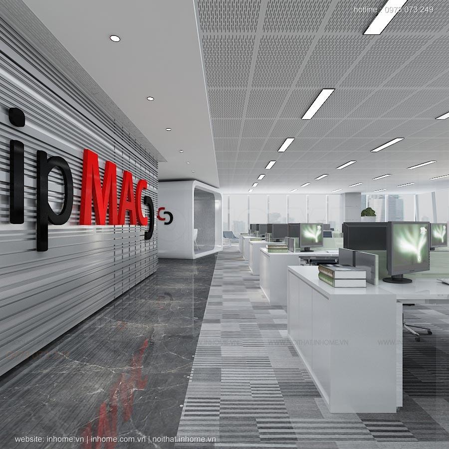 Thiết kế văn phòng IPMAC