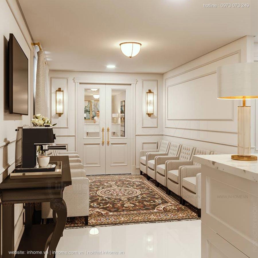 Tư vấn thiết kế nội thất văn phòng không gian nhỏ tiện nghi