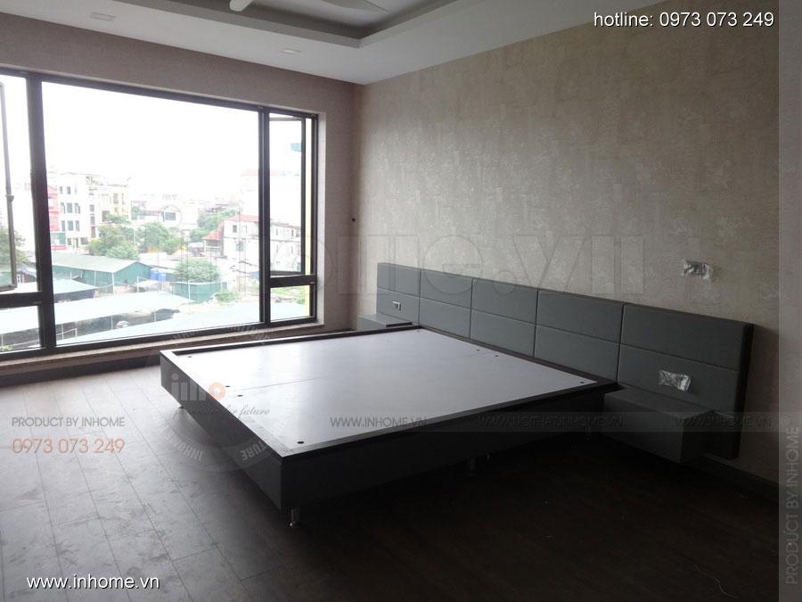 Thi công nội thất nhà phố Nguyễn Sơn
