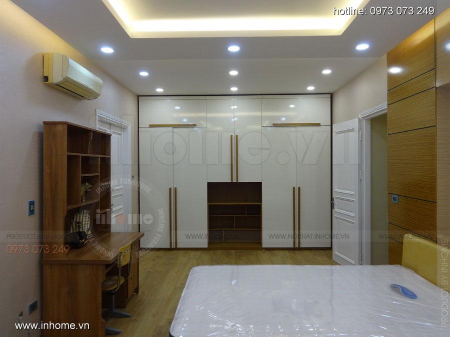 Thi công nội thất nhà lô phố Nguyễn Ngọc Nại
