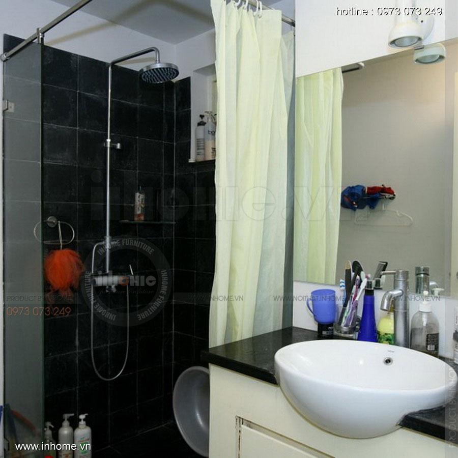 Thi công nội thất căn hộ, chị Hà, phố Nguyễn Khánh Toàn