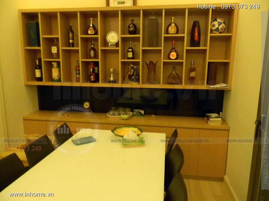 Thi công nội thất căn hộ chung cư Huyndai Hillstate