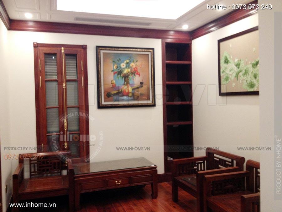 Thi công nội thất biệt thự, Quảng Bá, Tây Hồ