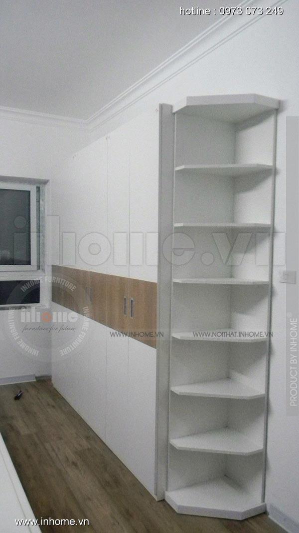 Thi công nội thất chung cư T18 Lê Văn Lương